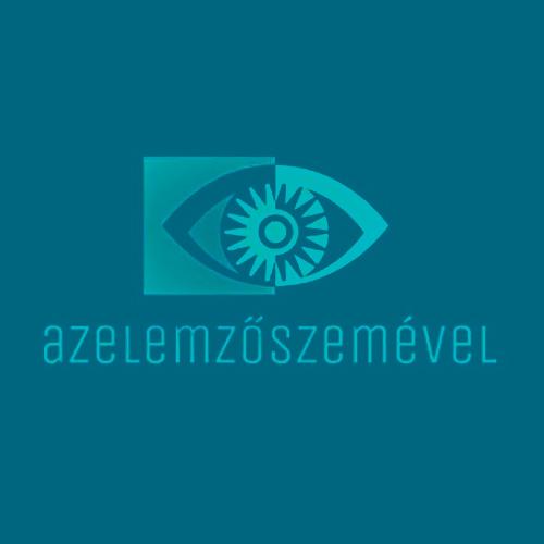Az elemző szemével logója
